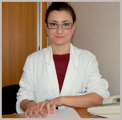 Dott.ssa Francesca Lugli del Ricambio