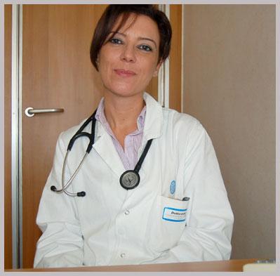 Dott.ssa Linda Tartaglione Specialista in Endocrinologia e Malattie del Ricambio