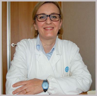 Dott.ssa Antonella Giampietro Specialista in Endocrinologia e Malattie del Ricambio