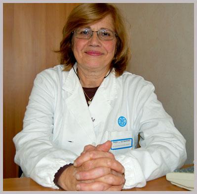 Prof.ssa Laura De Marinis Dirigente Medico, professore di seconda fascia in Endocrinologia