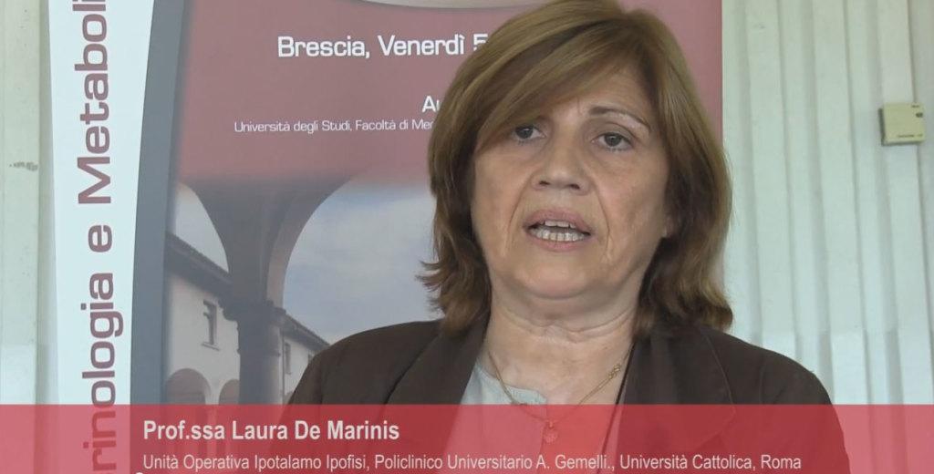 Intervista della Prof.ssa Laura De Marinis